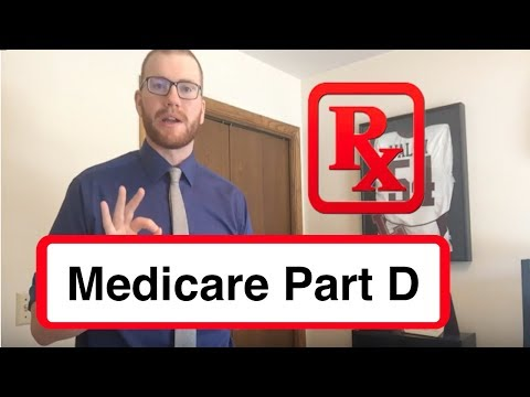 Medicare Part D: The Donut Hole and How Drug Plans Work