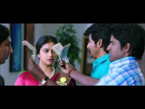 Rajinimurugan - Sivakarthikeyan & Soori Comedy Scene at Hotel   D Imman   Ponram