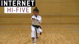 Ninjas || Internet High-Five