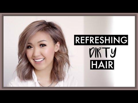 Refreshing Dirty Hair   How I Go 4 Days w/o Washing!  ilikeweylie
