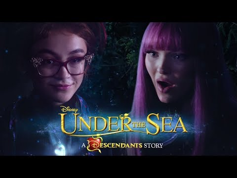 Under the Sea: A Descendants Story Official Teaser 🐚