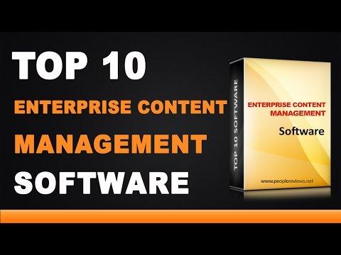 Best Enterprise Content Management Software - Top 10 List