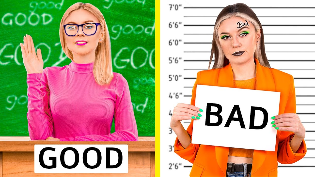 Good Student vs Bad Student
