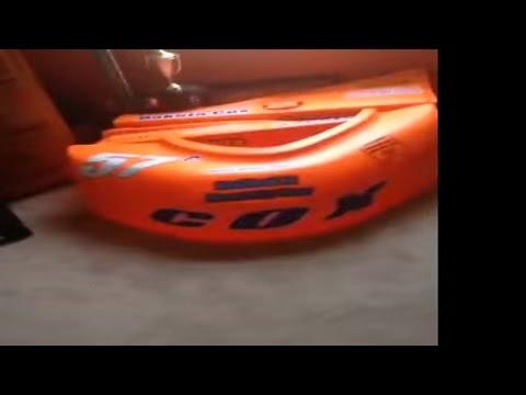 My go kart body