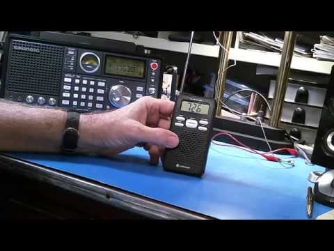 TRRS #0504 - Using Wire Antenna to Improve Reception