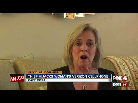 Woman says Verizon is charging her for stolen phone