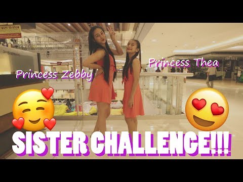 Xxx Mp4 SISTER CHALLENGE WITH PRINCESS THEA MABANGIS 3gp Sex
