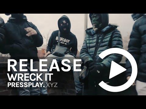 (17) Wreck It - Lost It (Music Video) Prod By Madarabeatz x Moneyevery | Pressplay