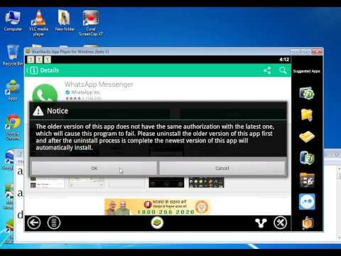 how to free whatsapp update