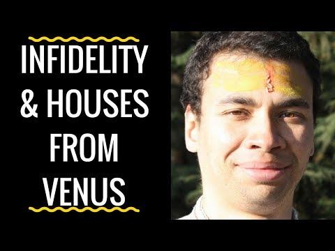 Infidelity & Houses from Venus - Visti Larsen on Venus - Part 5