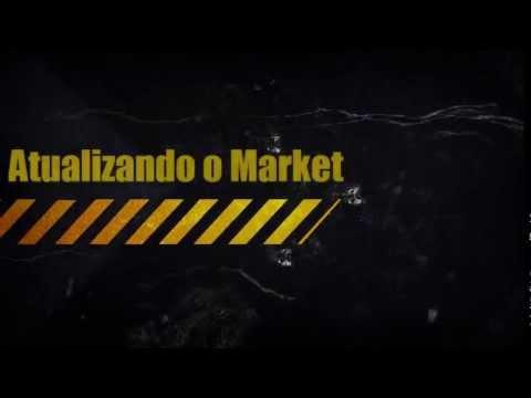 Atualizando o Market manualmente para Google Play
