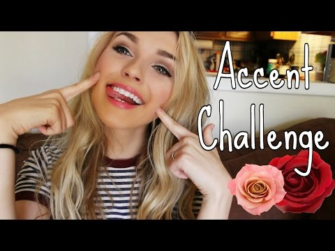 Southern Girl Attempts Accent Challenge | Taylor Skeens