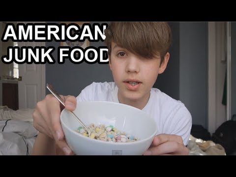 Reviewing American Food #2