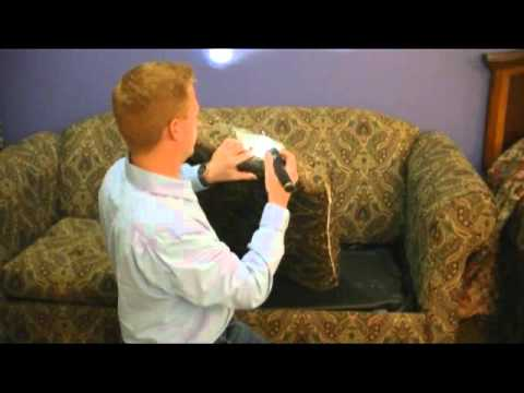 Bed Bug Inspection Part 2 (Couch) | ePestSolutions