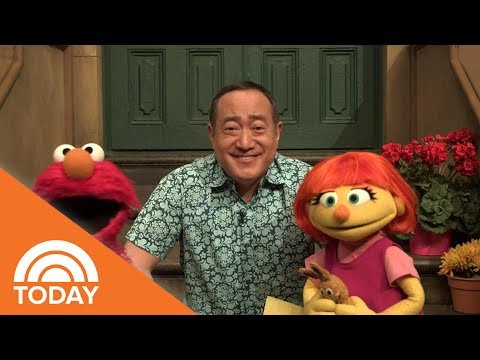 What To Know About Being A Good Friend To Someone With Autism, According To Sesame Street | TODAY