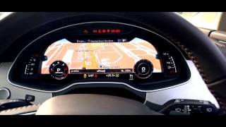 Audi Q7 New model car Auto Expo 2016