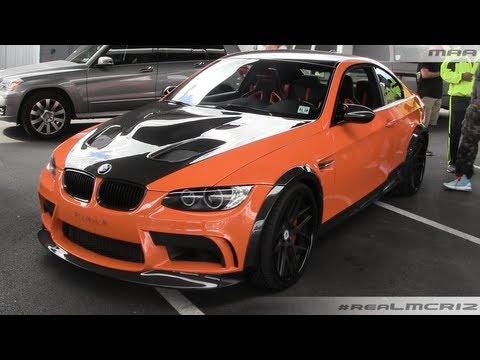 Modified BMW E92 M3 - Carbon Fiber Enhancements