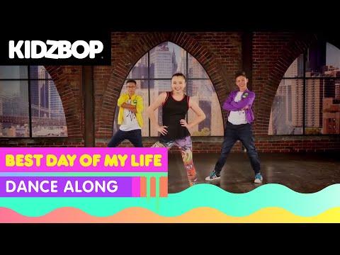 KIDZ BOP Kids - Best Day Of My Life (Dance Along)