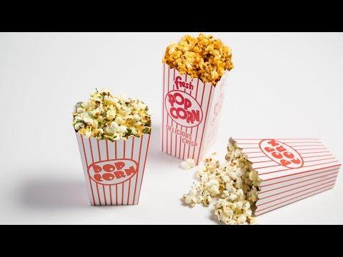 3 Ideas for DIY Popcorn Seasonings | Sunset