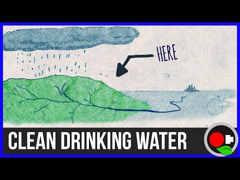 How to Get Good, Clean Drinking Water : The Big Picture Approach