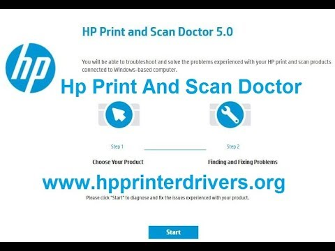 Hp Print And Scan Doctor, How To Fix Print Scan Problems