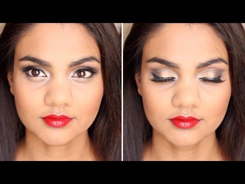 Indian Bridal Makeup Tutorial | Zahrah Aliyah