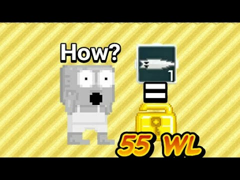 Growtopia | How to make Surfer Board For 50 wl+