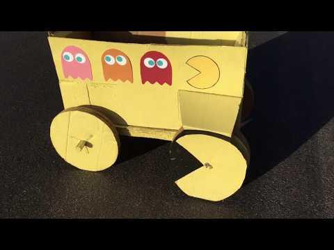 Cardboard Car - Building and Design Tips