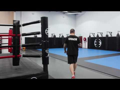 John Donehue Jiu Jitsu & MMA Tour - MA1 Equipped Fitout