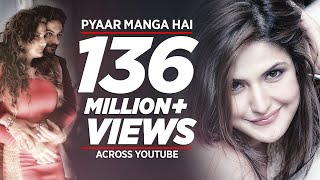 PYAAR MANGA HAI Video Song , Zareen Khan,Ali Fazal , Armaan Malik, Neeti Mohan , Latest Hindi Song