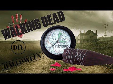 DIY [fr] : HALLOWEEN the walking dead !!