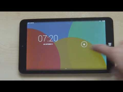 Chuwi Vi8 Windows 8.1 and Android Dual OS Tablet Review - Part 3 (Android Mode)