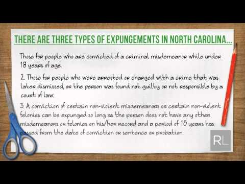 Expungement Lawyer In Charlotte, NC