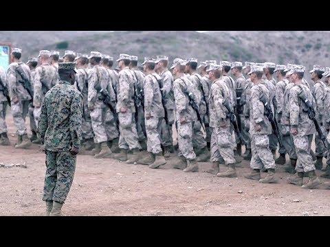Marine Corps Recruit Training: The Crucible