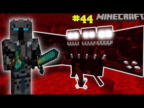 Minecraft: 3 HEADED DEMON CHALLENGE [EPS7] [44]