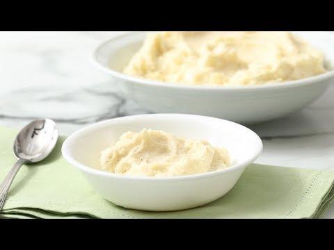 Perfect Mashed Potatoes- Martha Stewart