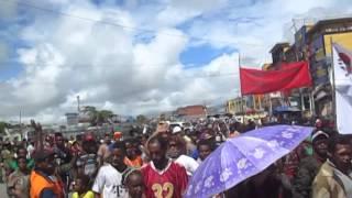 Aksi Damai KNPB Pembebasan Tapol Dan Referendum Di PAPUA mp3
