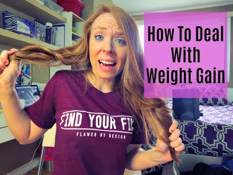How To Deal With Weight Gain // Recovery