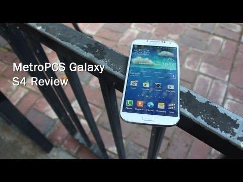 Metropcs Samsung Galaxy S4 review