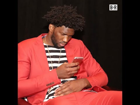 Joel Embiid Set #NBATwitter on Fire By Clapping Back at Alleged Bryan Colangelo Burner Accounts