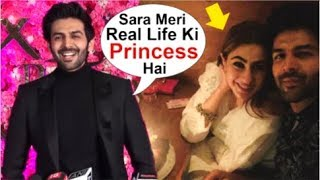 Kartik Aryaan ROMANTIC Message For GIRLFRIEND Sara Ali Khan On 24th Birthday