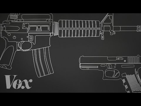 How long it takes to shoot and reload different guns