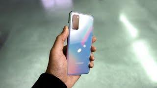 Samsung Galaxy S20 Hands On - A Better Deal?