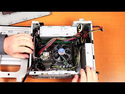 GIGABYTE  H77N-WIFI Mini-ITX Home Theater PC Build HTPC