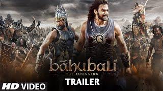 Baahubali - The Beginning Trailer | Prabhas,Rana Daggubati,Anushka Shetty,Tamannaah|Bahubali Trailer