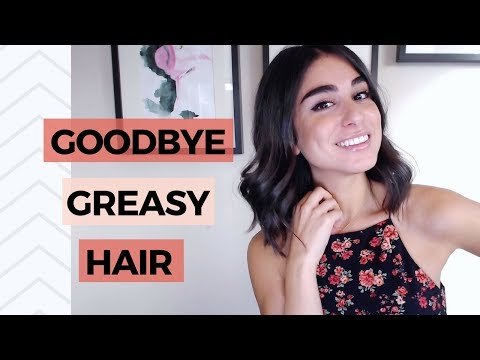 How to Treat Greasy Hair