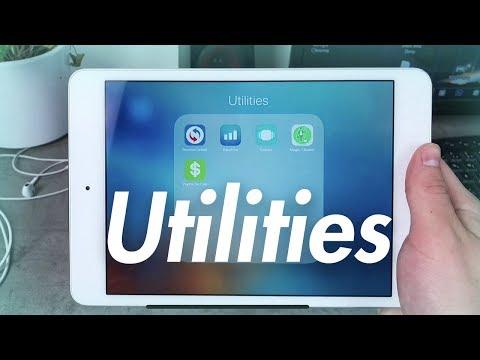 Best iPad Apps - Utilities