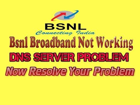 DNS Server Problem: Internet Not Working