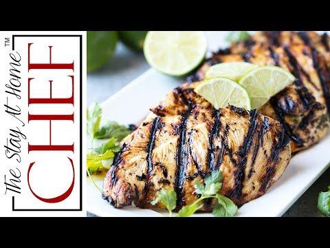 Easy Margarita Grilled Chicken