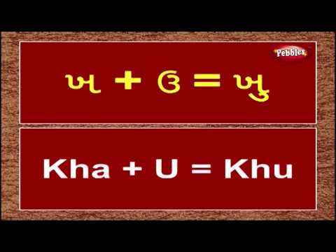 Gujarati Alphabets | Learn Gujarati | Gujarati Grammar | Gujarati For Beginners